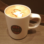 タリーズ コーヒー - キャラメルラテS(ホット)
