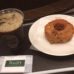 タリーズ コーヒー - アイスコーヒーS/オールドファッションキャラメルピーカンナッツ