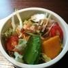 あんぷらっと - 料理写真:コースのサラダ