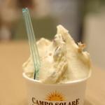 カンポソラーレ - 鹽キャラメル+ラムレーズン