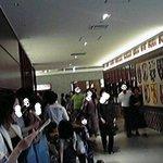 Kyoutokitayamadainingu - 46番目大勢の方が立ってならんでおられます。