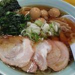 麺通 - 屋台ラーメン