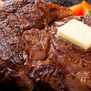 バッファローのステーキがおいしい秘密・・・!