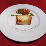 43899349 - 農場産ハロウミの焼きチーズ