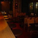 札幌ドミニカ - カウンターとテーブルで