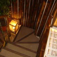 札幌ドミニカ - 階段を上がり2Fが当店です