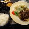 宗石亭 - 料理写真:牛焼肉定食