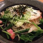 BAR紫蘭 - 焼き冷麺