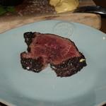Xató burrata & steak - 断面