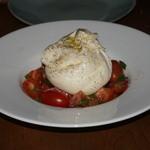Xató burrata & steak - イタリア産ブラッターチーズとトマト