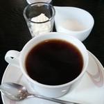 パーラーエル - ホットコーヒー    (モーニングセット)     ¥400