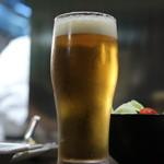 創作串揚 つだ - 生ビール
