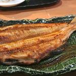 旬菜まさゆめ - 料理写真:ホッケ焼 900円 2015.10