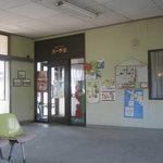 4391290 - 待合室側の入口です。