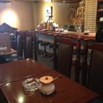 コーヒーショップマルヤマ - 店内
