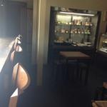 三條若狭屋 - 店内カフェスペース