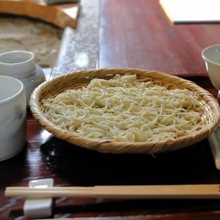 おぎのや - 料理写真:お蕎麦