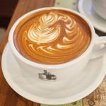 Turret Coffee - ターレットラテ(560円)
