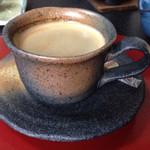あやの家 - ドリンク写真:ホットコーヒー