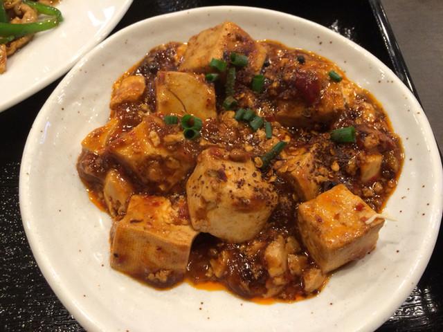 本格四川料理 蜀湘苑 - 麻婆豆腐