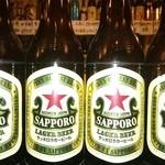 又兵衛 - サッポロビール大瓶