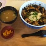 コンセーユ - サザエ丼