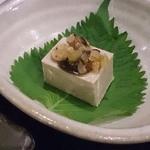 43916700 - 胡麻豆腐とドライフルーツ