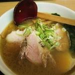 香娘めん - チャーシュー麺 塩味600円税込