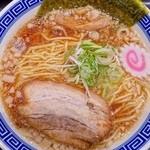 山岸一雄製麺所 - 中華そば