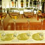 マデイラ エントラーダ - 10年熟成 ぶどう品種4種類飲み比べ