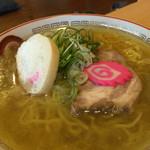 らーめん きちりん - 塩ラーメン大盛(750+100円)