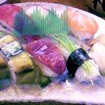 田中寿司 本店 - ランチのおまかせ握り
