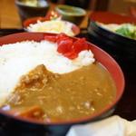 蔵乃麺 - カレー重