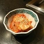 honkakuyakinikujukouenamatsubo - 白菜キムチ