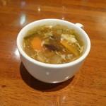ニユートーキヨー ビヤレストラン - スープは飲み放題!
