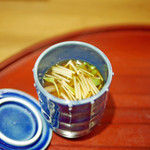 津之守坂 よねやま - お味噌汁