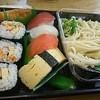 小僧寿し - 料理写真:寿司、うどんセット