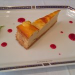 ブラッセリー ブルゴーニュ - チーズケーキ