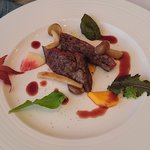 ブラッセリー ブルゴーニュ - ランプ肉