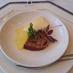 ブラッセリー ブルゴーニュ - シュトーレン(クリスマス前に食べるパン)カマンベール