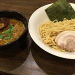 43922989 - 【2015.10月追加】みそカレーつけ麺(980円)