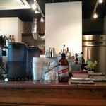 フォレスター - オープンキッチン