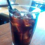 サンドグラスカフェ - アイスコーヒー