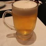 まる田 - ビール中ジョッキ H27.10