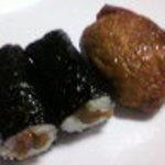 福寿堂 - かんぴょうまきといなり寿司