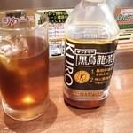 いきなり!ステーキ - 黒烏龍茶