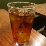 炭火イタリアン CARBO - ☆ウーロン茶で乾杯です☆