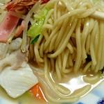 蘇州林 - 麺をアップしてみました