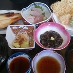 割烹 水天閣 - お昼の定食