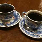 我留慕 - やはりコーヒーも美味し(≧∇≦)
